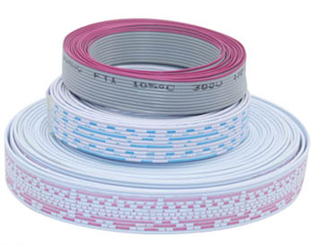 UL4412 Flat Ribbon Cable