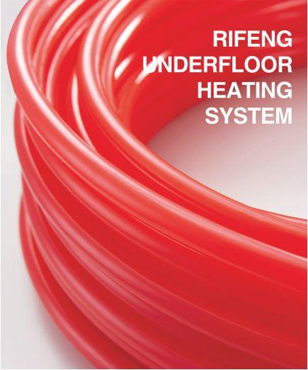 Product Catalogue - Underfloor Heating System