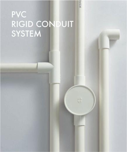Product Catalogue - PVC Conduit and Fittings
