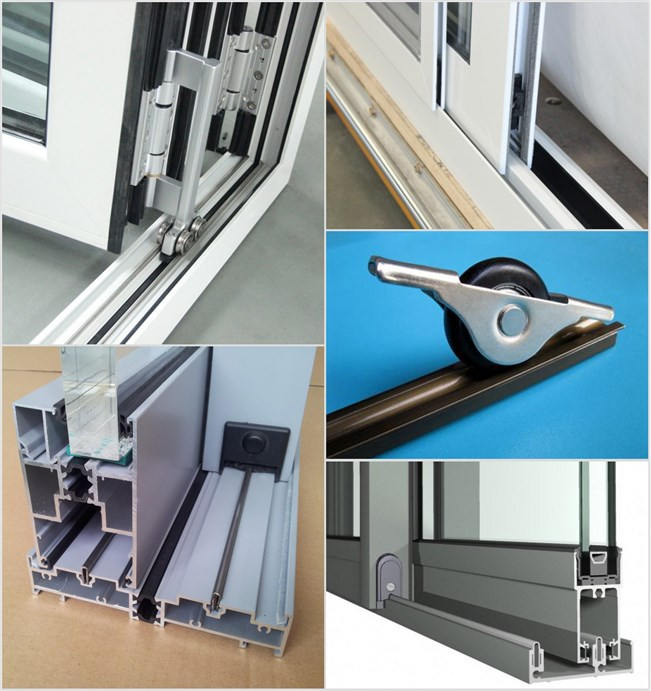 Aluminium Window And Door Roller