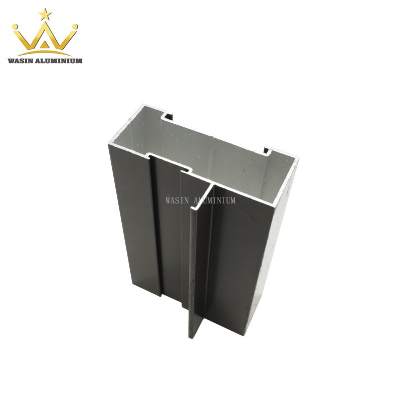 High quality foshan aluminum profile for shop front manufacturer