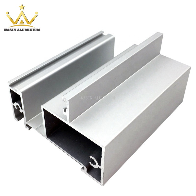 Factory direct sale types of aluminum profile for doors fabricate from China