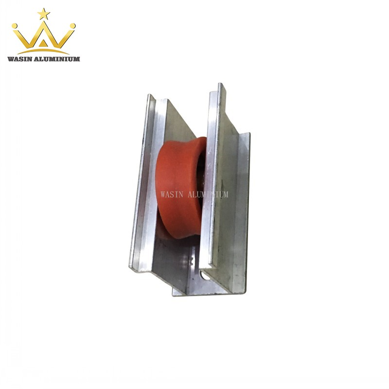 Low Cost Nylon Roller For Glass Door