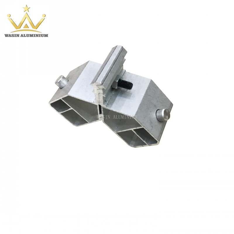 Aluminum Angle Joint For Window And Door
