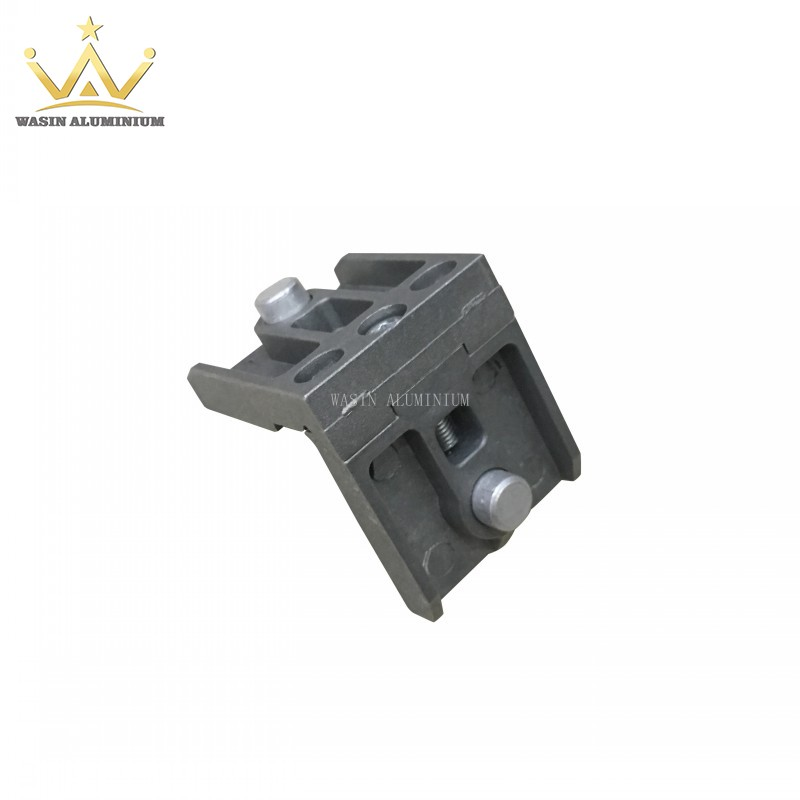 High Quality Easy Install  Zinc Alloy Corner Joint Manufacturer