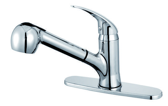 cupc-pull-out-spout-chrome-kitchen-faucet