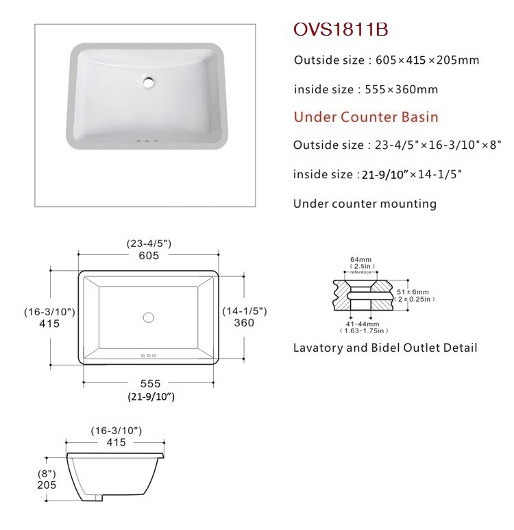 large-size-white-square-bathroom-sink-factory