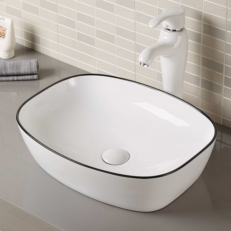 narrow-vessel-sink-without-faucet-hole