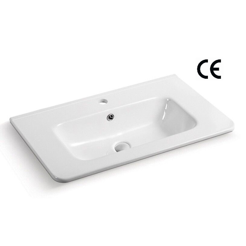 Circular Bead Rectangular Modern Bathroom Wash Basins