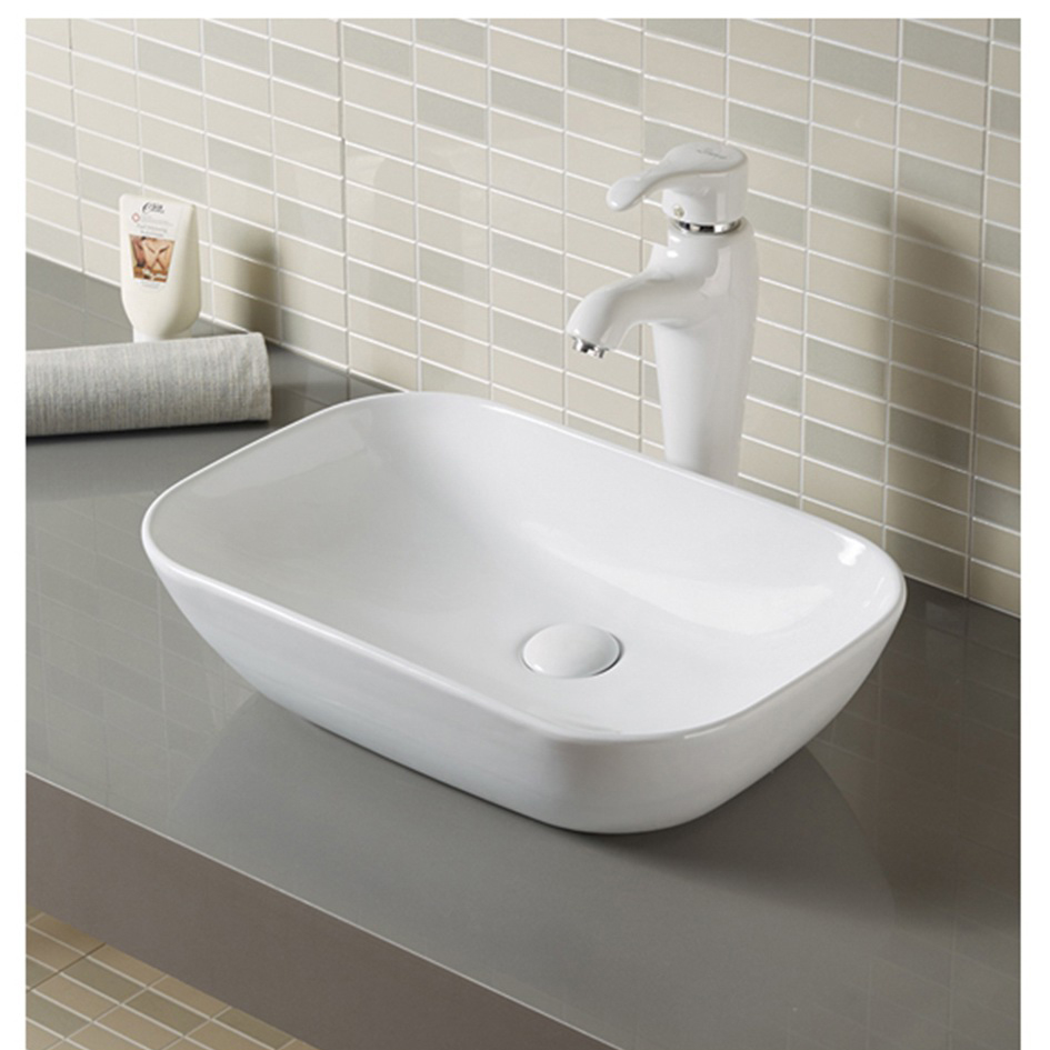 Porcelain Wash Room Large Bathroom Basin