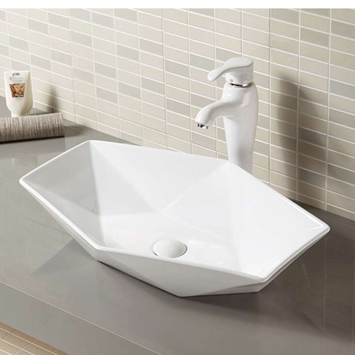 New design porcelain lavabo