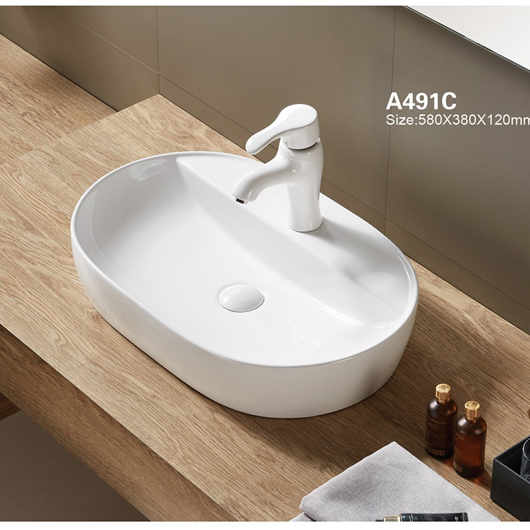 Lavatory hand wash vessel sink