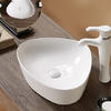 Triangle Shape Table Top Bathroom Sinks