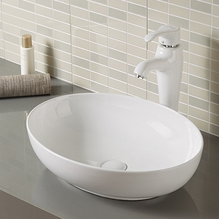 Oval Shape Different Bathroom Sinks Ceramic Wash Basin