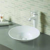 Round Wash Basin Bathroom