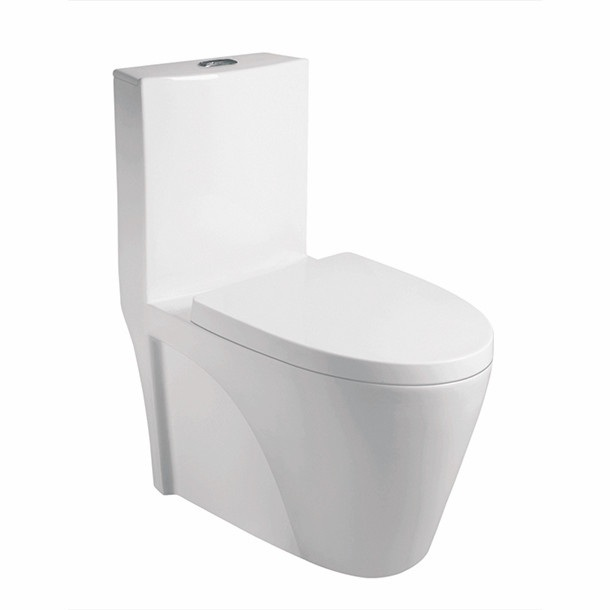 Top Flush One Piece ECO Toilet