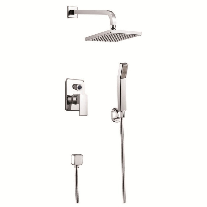 Copper CUPC Bathroom Faucet Sets