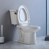 Two-piece Compact Elongated Toilet
