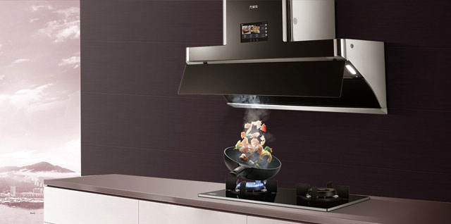 Mate7 Automatic Cooking System, enjoy star chef delicious with zero cooking.