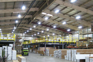 HOW TO CHOOSE WAREHOUSE LIGHTING?UFO LED HIGH BAY LIGHT