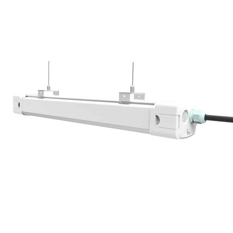 F Type Toolless LED Tri-proof Light