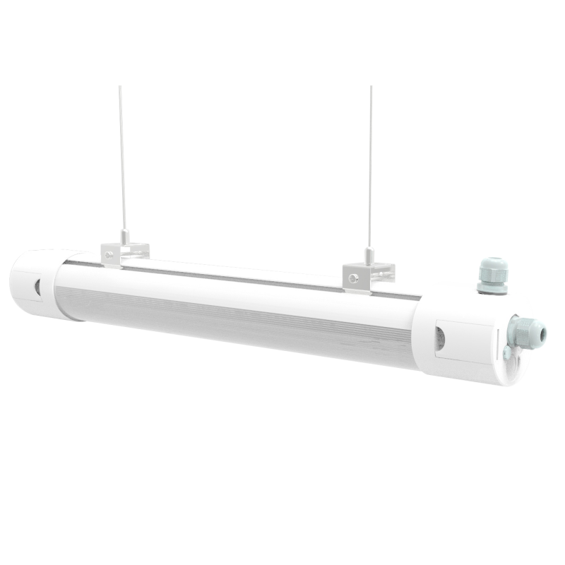 H Type Toolless LED Tri-proof Light