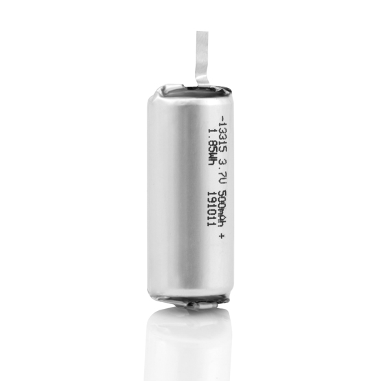 rechargeable cylindrical battery