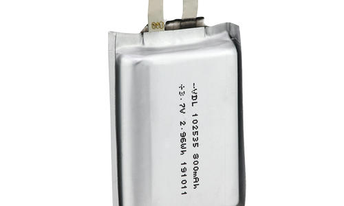 Rechargeable Square Pouch Battery becomes the mainstream battery market and the concentration is increasing