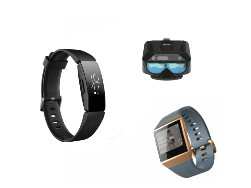 Wearables: Smart Watches, Wristband, Glasses