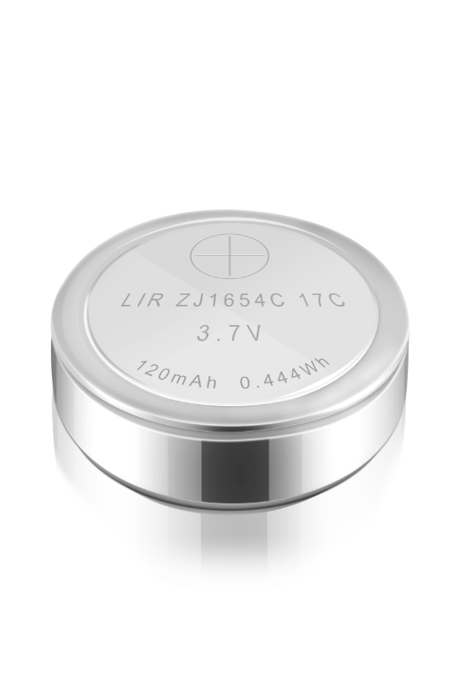 1654C Coin Battery