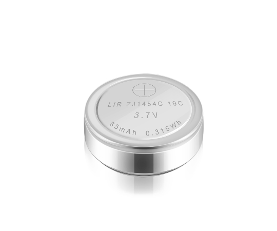 1454C Coin Battery Lithium Ion Coin Battery