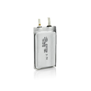 Customized 402034 Square Pouch Battery Lithium Polymer Battery Cell