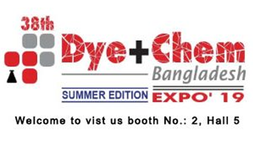 We will be here: the 38th Dye Chem Bangladesh Summer Edition