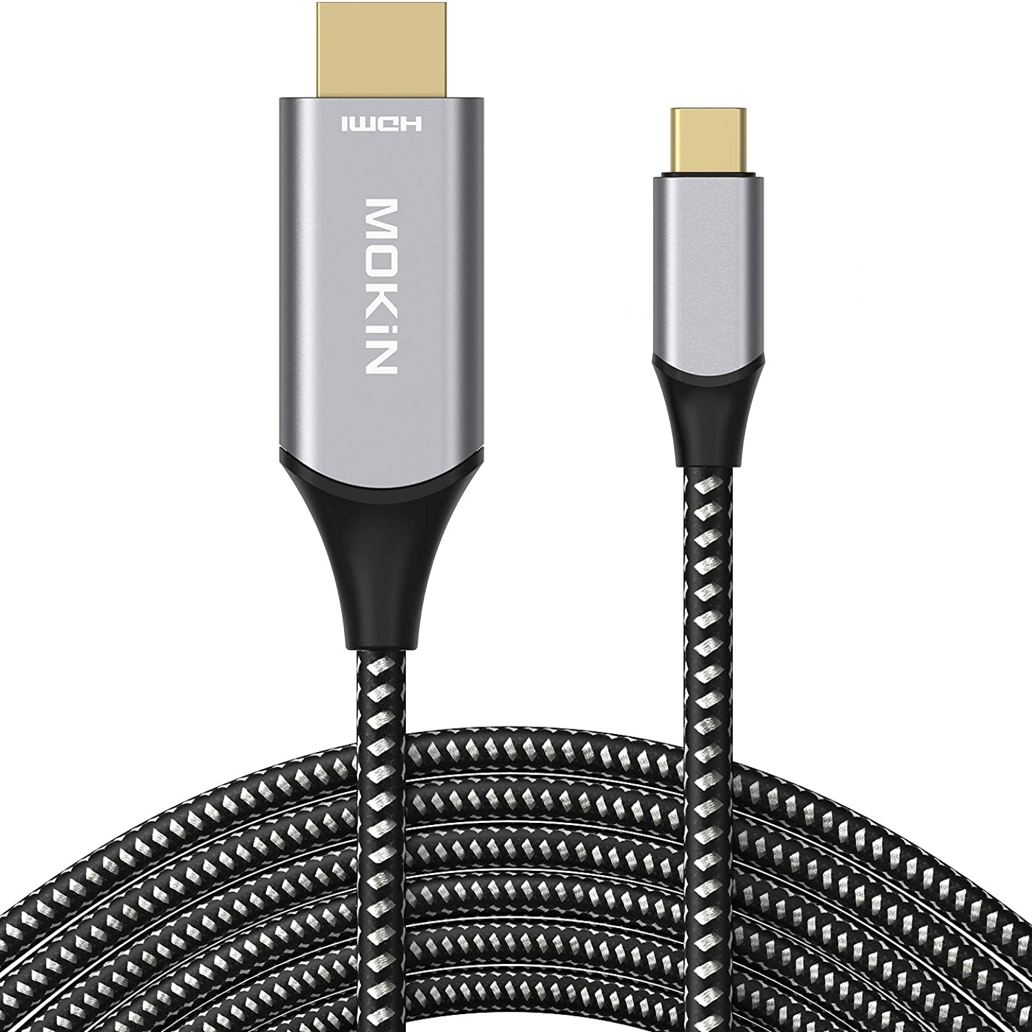 USB-C To HDMI Adapter Cable 6ft