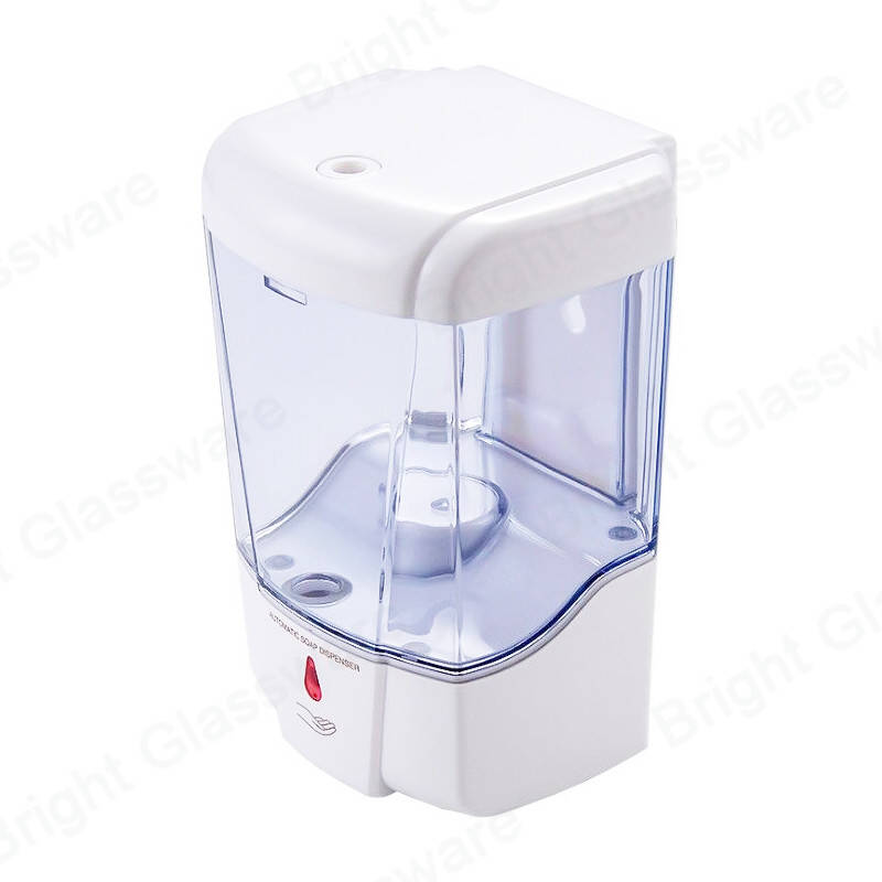 ABS plastic hand free touchless automatic liquid soap dispenser