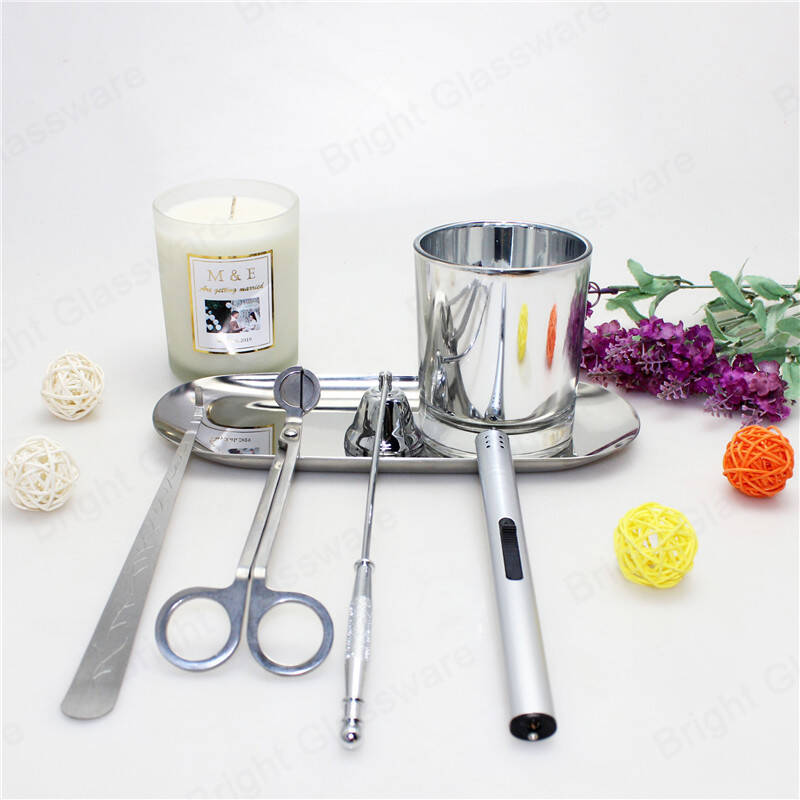 gas refillable butane regulating flame cigarette candle care kit BBQ kitchen lighter arc ubs inflatable candle lighter