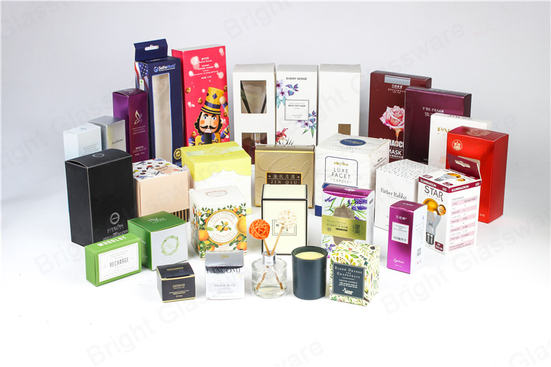 wholesale cheap different type professional custom packaging box with logo printing for product package