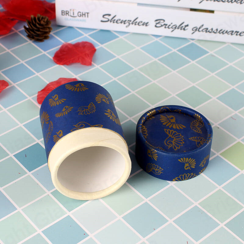 round cardboard paper cylinder packaging tubes for clothes packaging