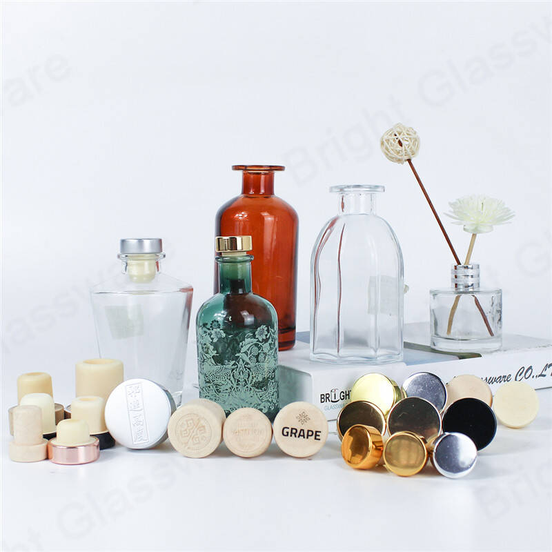 high quality reed diffuser bung cork stoppers for diffuser perfume bottles