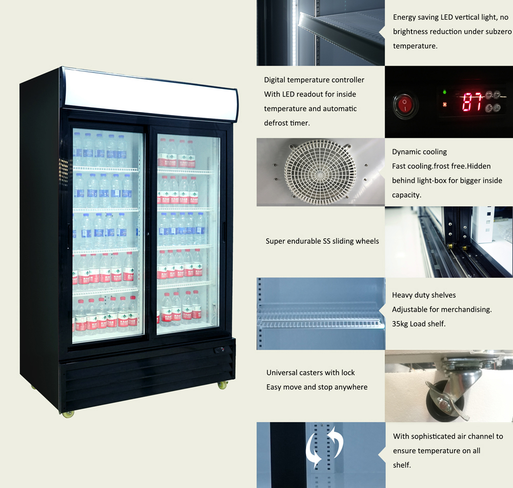 glass-door-beverage-refrigerator
