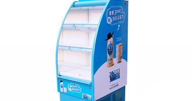 How to prevent fogging of glass doors(supermarket display fridges)?