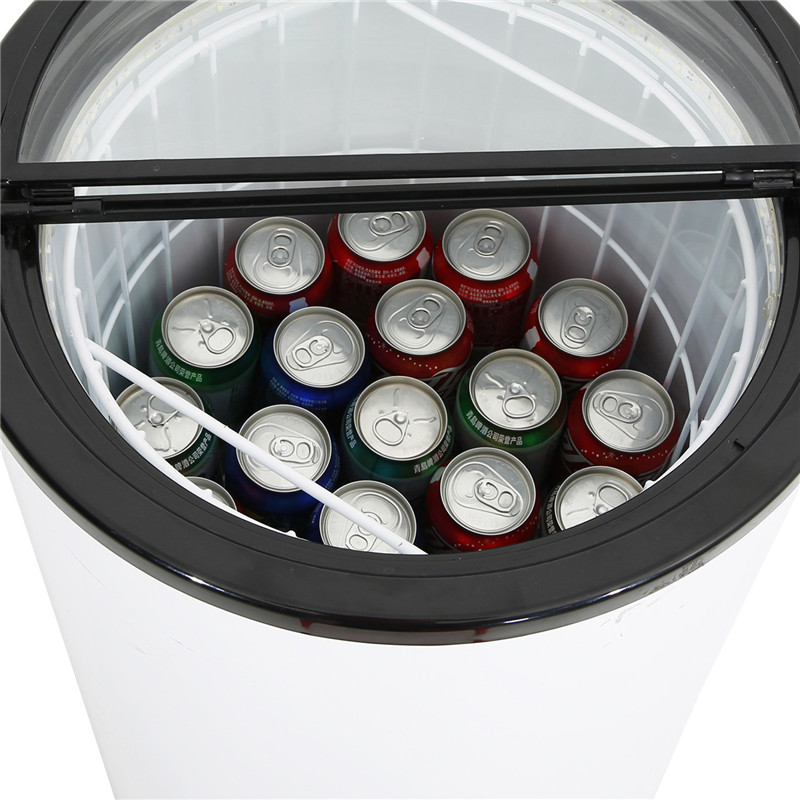 Can Cooler(Glass top)