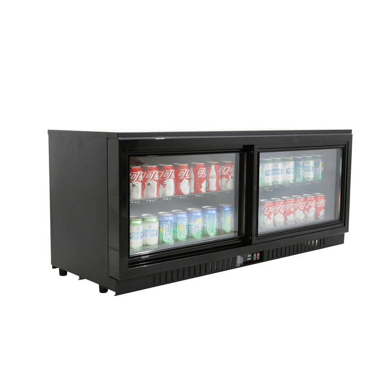Shelf Treated Cooler Under Counter Drinks Cooler