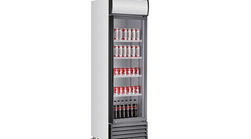 Single Door Refrigerator Single Glass Door Merchandiser Series