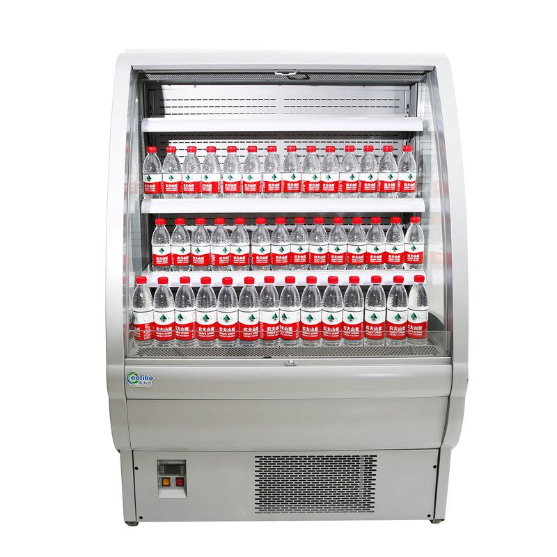 LD3-2Z(D) Open Chiller Fridge
