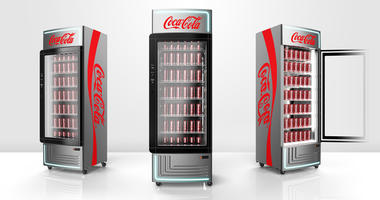 Different types of commercial display fridges and their functions