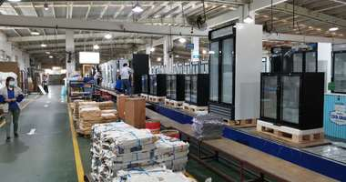 Our Factory Production Line Resume Opening