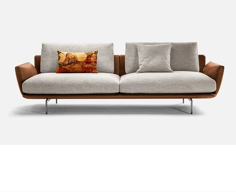top-grain-loveseat-leather-sofa