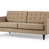 GS012 Three Seater Florence Knoll Sofa