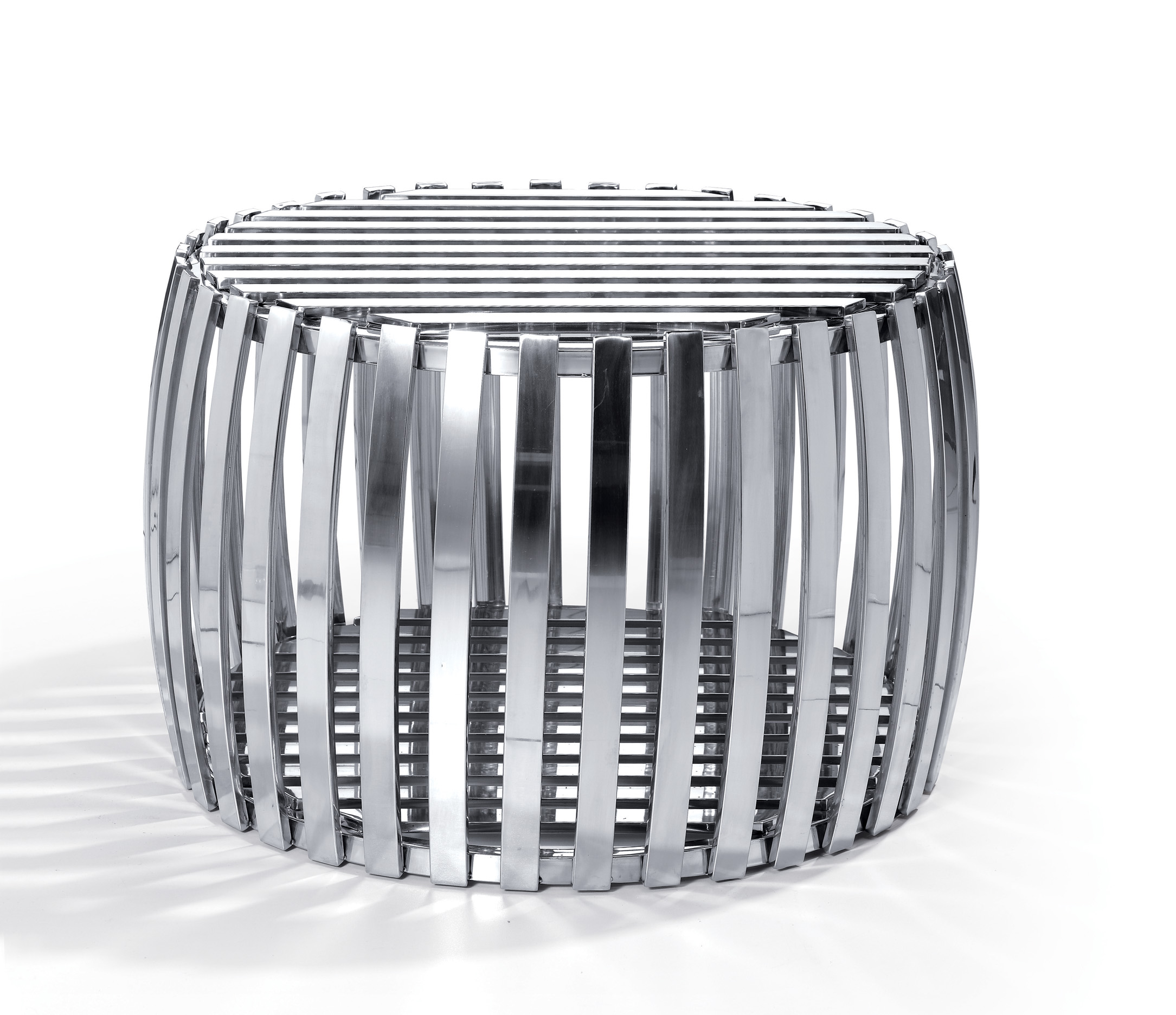 HT030S& HT030M&HT030L Nomiya Stool Stainless Steel Table